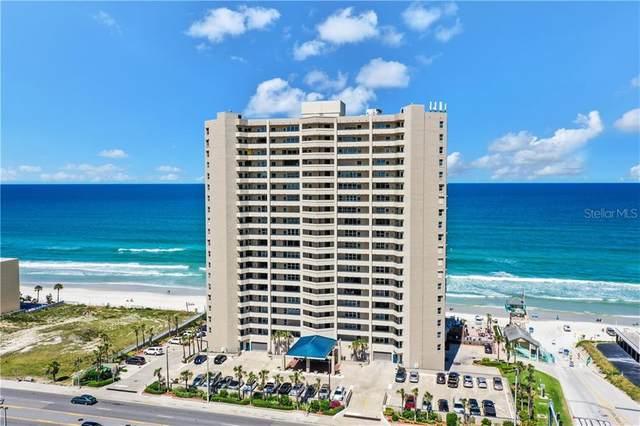 3425 S Atlantic Avenue #301, Daytona Beach Shores, FL 32118 (MLS #V4913459) :: Florida Life Real Estate Group