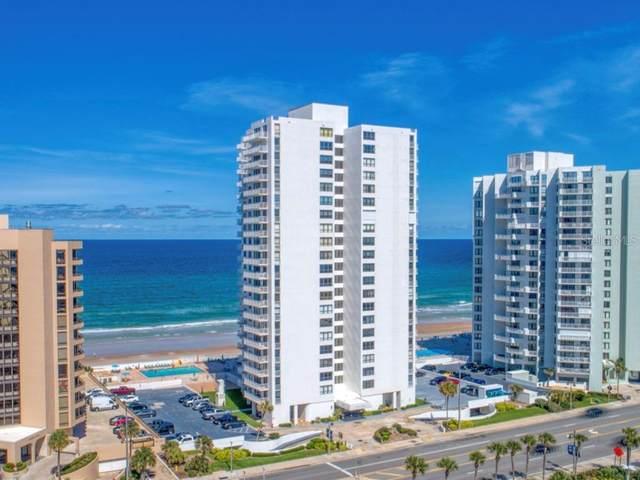 3043 S Atlantic Avenue #1203, Daytona Beach Shores, FL 32118 (MLS #V4913497) :: Florida Life Real Estate Group