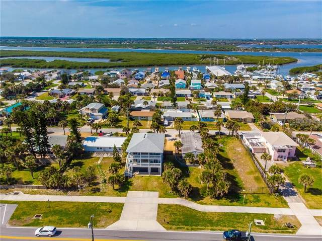 4008 S Atlantic Avenue, Port Orange, FL 32127 (MLS #V4913580) :: The Duncan Duo Team