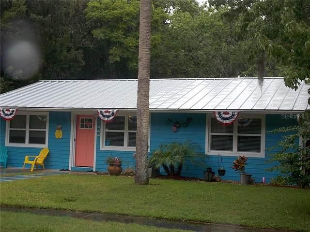 Address Not Published, New Smyrna Beach, FL 32168 (MLS #V4913709) :: Team Bohannon Keller Williams, Tampa Properties