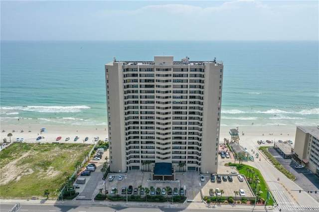 3425 S Atlantic Avenue #1802, Daytona Beach Shores, FL 32118 (MLS #V4913813) :: Zarghami Group