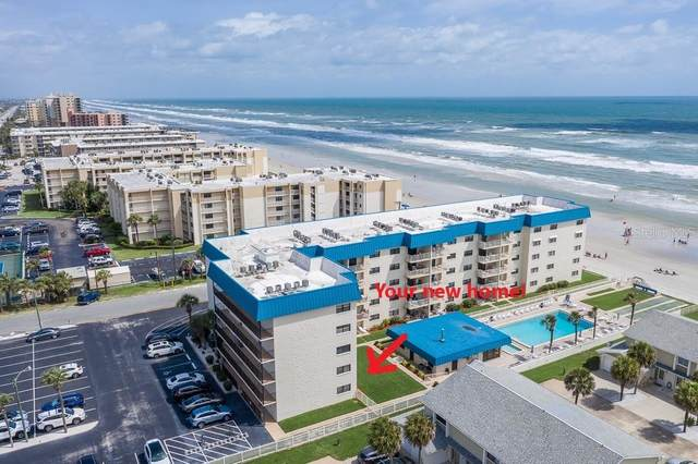 4201 S Atlantic Avenue #101, New Smyrna Beach, FL 32169 (MLS #V4913864) :: Globalwide Realty