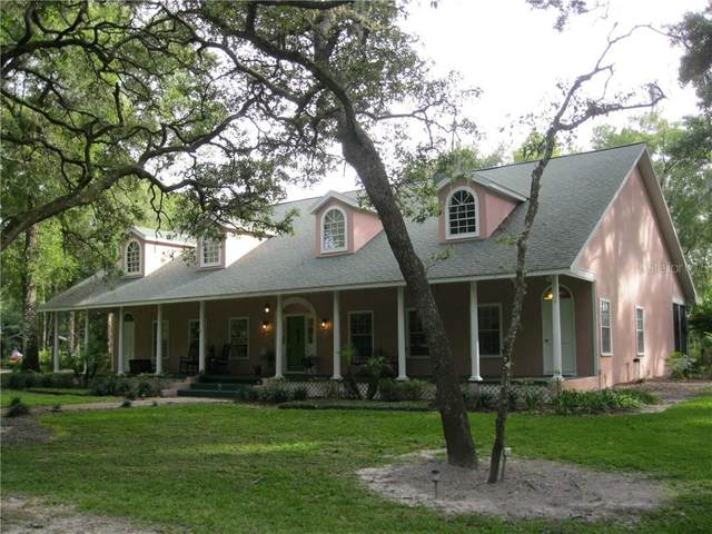 395 Arbor Oaks Drive, Deland, FL 32720 (MLS #V4913868) :: Premium Properties Real Estate Services