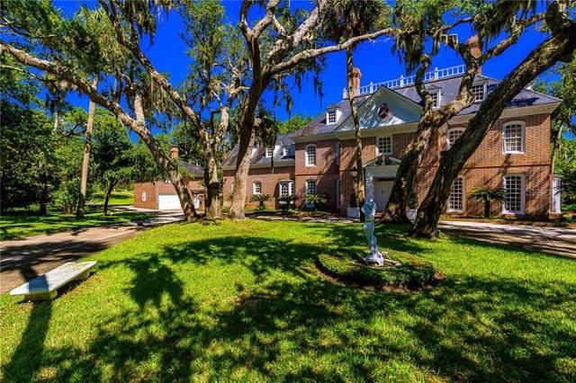 1350 S Peninsula Drive, Daytona Beach, FL 32118 (MLS #V4914020) :: Florida Life Real Estate Group