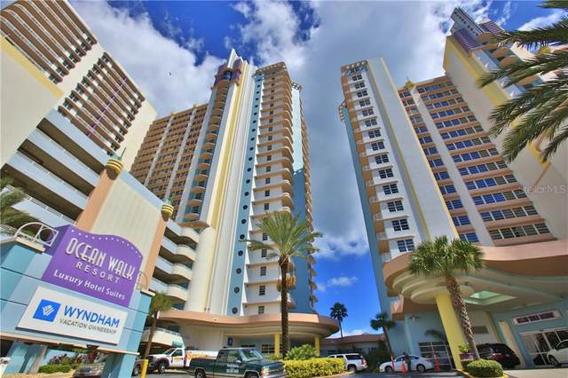 350 N Atlantic Avenue #2120, Daytona Beach, FL 32118 (MLS #V4914054) :: Team Buky