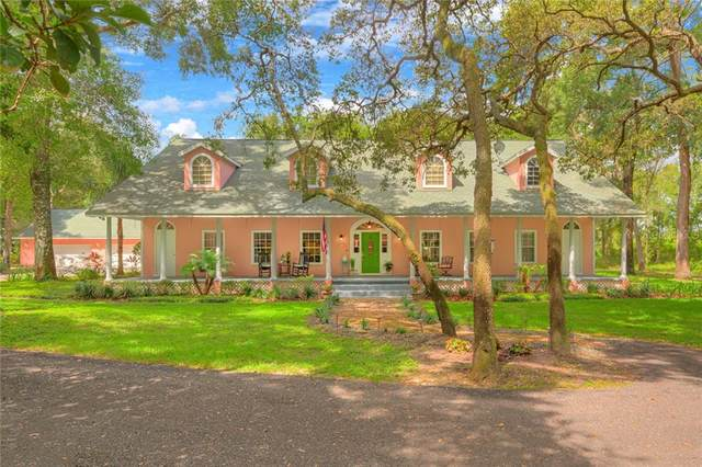395 Arbor Oaks Drive, Deland, FL 32720 (MLS #V4914409) :: Mark and Joni Coulter   Better Homes and Gardens