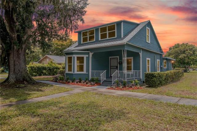 806 Cypress Avenue, Sanford, FL 32771 (MLS #V4914454) :: Lockhart & Walseth Team, Realtors