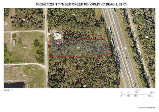 525 N Tymber Creek Road, Ormond Beach, FL 32174 (MLS #V4914531) :: Heckler Realty