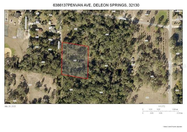 Penvan Avenue, De Leon Springs, FL 32130 (MLS #V4914730) :: Rabell Realty Group