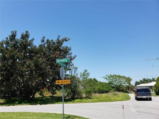 3436 Sounding Drive, Punta Gorda, FL 33983 (MLS #V4914836) :: The Light Team