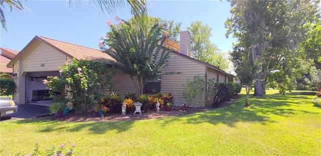 253 Gull Drive S, Daytona Beach, FL 32119 (MLS #V4914898) :: Team Bohannon Keller Williams, Tampa Properties