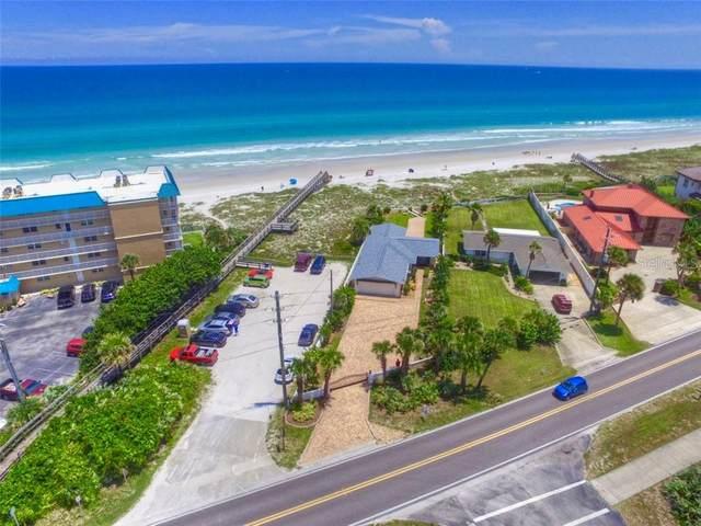 4803 S Atlantic Avenue, Ponce Inlet, FL 32127 (MLS #V4914907) :: Florida Life Real Estate Group