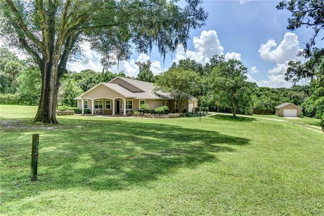 1620 Strathcona Avenue, Deland, FL 32720 (MLS #V4914918) :: Dalton Wade Real Estate Group