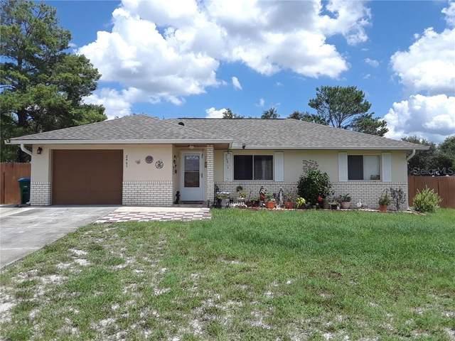 2465 Ainsworth Avenue, Deltona, FL 32738 (MLS #V4915010) :: Burwell Real Estate