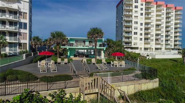1167 Ocean Shore Boulevard #90, Ormond Beach, FL 32176 (MLS #V4915137) :: The Light Team