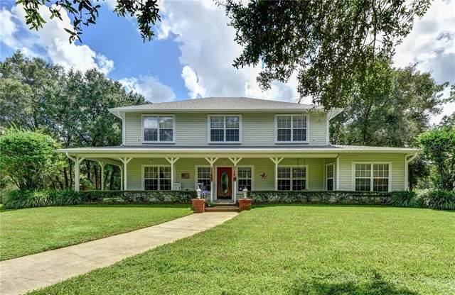 455 W Kicklighter Road, Lake Helen, FL 32744 (MLS #V4915435) :: Team Bohannon Keller Williams, Tampa Properties