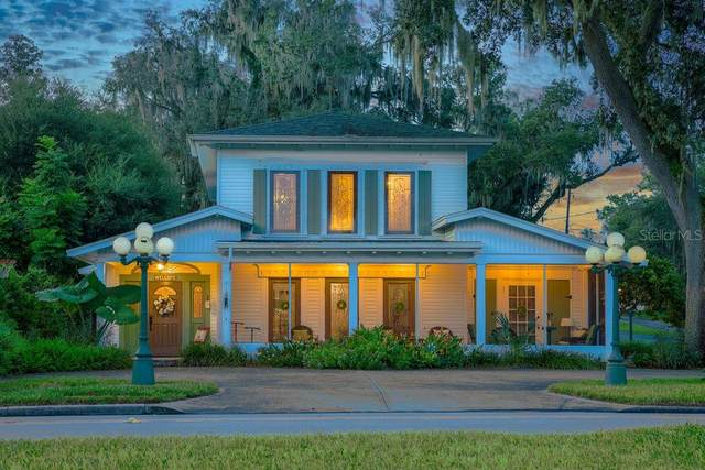 340 Lake Winnemissett Drive, Deland, FL 32724 (MLS #V4915481) :: Rabell Realty Group