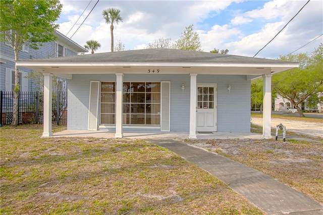 349 E New York Avenue, Deland, FL 32724 (MLS #V4915523) :: Carmena and Associates Realty Group