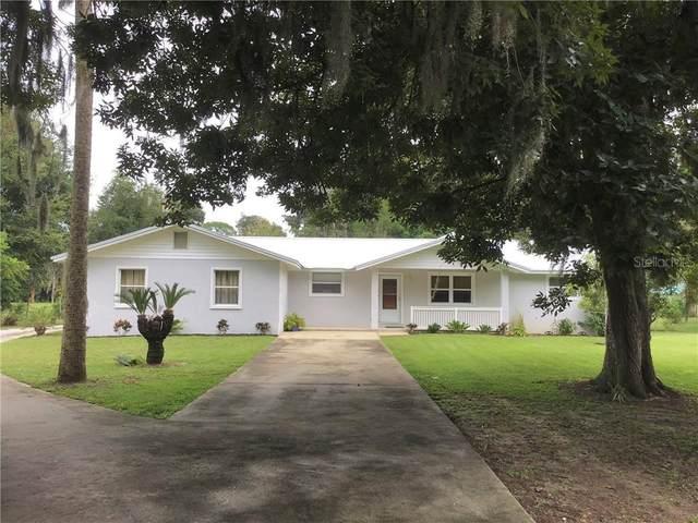 6021 Spruce Creek Road, Port Orange, FL 32127 (MLS #V4915531) :: Realty One Group Skyline / The Rose Team