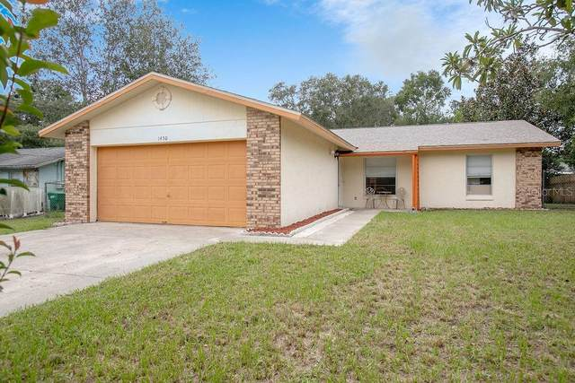 1450 Chris Avenue, Deland, FL 32724 (MLS #V4915551) :: Gate Arty & the Group - Keller Williams Realty Smart