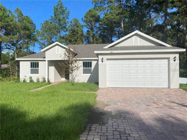 1266 East Parkway, Deland, FL 32724 (MLS #V4915576) :: Heckler Realty