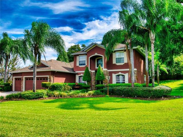 311 Glen Club Drive, Debary, FL 32713 (MLS #V4915599) :: Gate Arty & the Group - Keller Williams Realty Smart