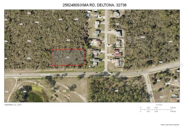 Catalina Boulevard, Deltona, FL 32738 (MLS #V4915624) :: Bob Paulson with Vylla Home