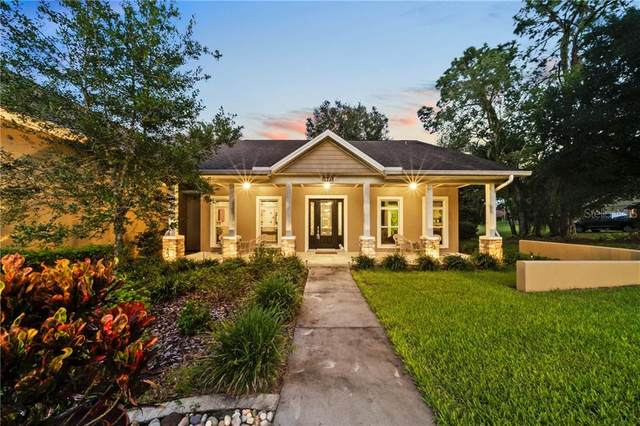 1603 Timber Pines Court, Deland, FL 32724 (MLS #V4915709) :: Key Classic Realty