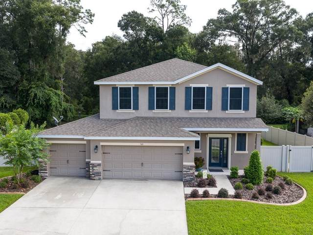 564 Morgan Wood Drive, Deland, FL 32724 (MLS #V4915732) :: Team Borham at Keller Williams Realty