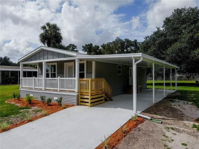 157 Lake Margo Drive, Satsuma, FL 32189 (MLS #V4915799) :: Griffin Group