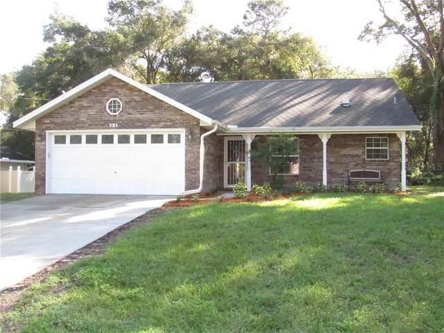 721 Helen Avenue, Deland, FL 32720 (MLS #V4915885) :: Griffin Group