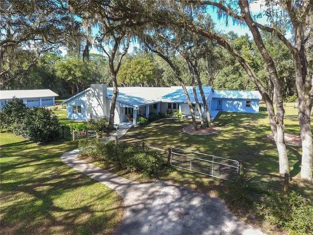 5740 West Street, De Leon Springs, FL 32130 (MLS #V4915897) :: Carmena and Associates Realty Group