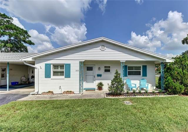 213 Oakleigh Drive #40, Deland, FL 32724 (MLS #V4915942) :: Griffin Group