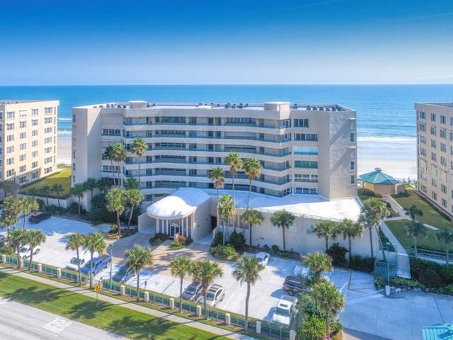 4545 S Atlantic Avenue #3502, Ponce Inlet, FL 32127 (MLS #V4916215) :: Real Estate Chicks