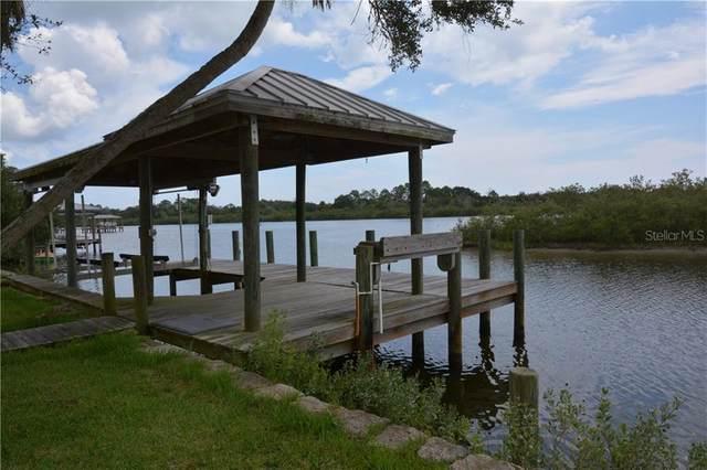 90 Trotters Lane, Flagler Beach, FL 32136 (MLS #V4916235) :: Sarasota Home Specialists