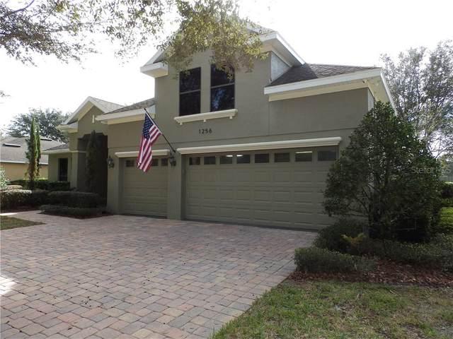 1256 Bramley Lane, Deland, FL 32720 (MLS #V4916577) :: GO Realty