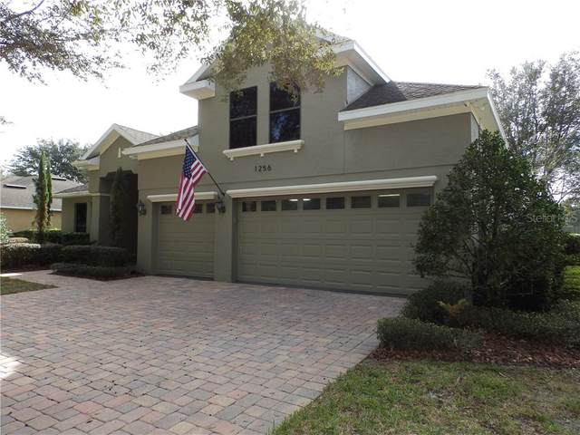 1256 Bramley Lane, Deland, FL 32720 (MLS #V4916577) :: Delgado Home Team at Keller Williams