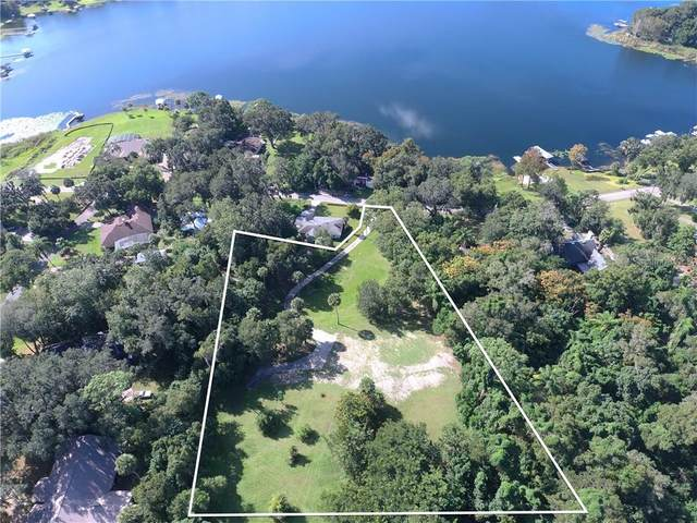 971 Old Eustis Road, Mount Dora, FL 32757 (MLS #V4916579) :: KELLER WILLIAMS ELITE PARTNERS IV REALTY