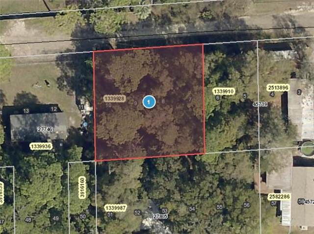 Luella Avenue, Paisley, FL 32767 (MLS #V4916795) :: Realty One Group Skyline / The Rose Team