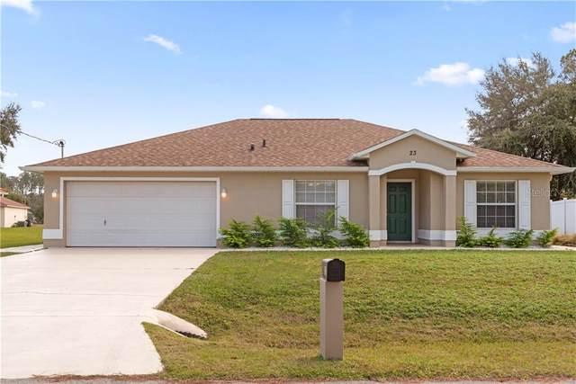 23 Fenhill Lane, Palm Coast, FL 32137 (MLS #V4916841) :: Griffin Group