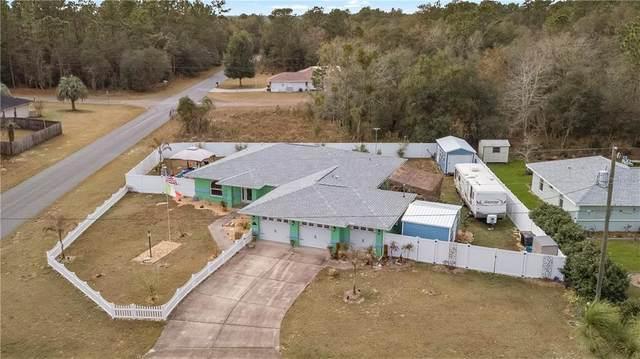 9272 N Akola Way, Citrus Springs, FL 34434 (MLS #V4917196) :: Keller Williams Realty Peace River Partners