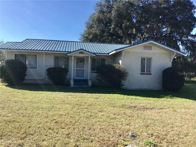 531 Lake George Road, Seville, FL 32190 (MLS #V4917222) :: Lockhart & Walseth Team, Realtors