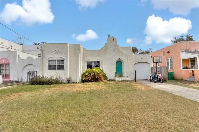 421 Daytona Avenue, Holly Hill, FL 32117 (MLS #V4917228) :: Charles Rutenberg Realty