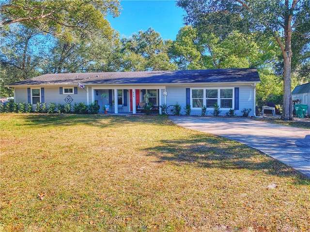 425 N Pine Street, Pierson, FL 32180 (MLS #V4917259) :: Griffin Group