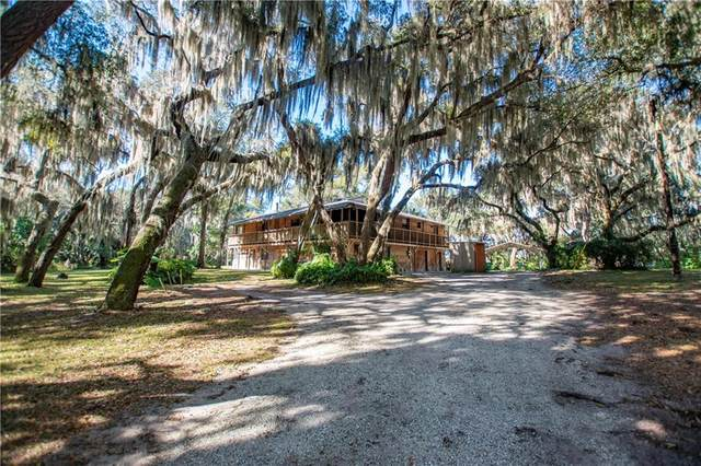 2650 Lagrange Road, Titusville, FL 32796 (MLS #V4917283) :: Lockhart & Walseth Team, Realtors