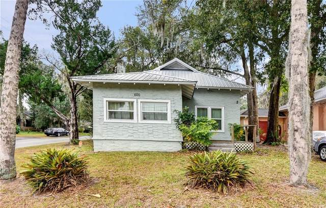600 N Stone Street, Deland, FL 32720 (MLS #V4917333) :: Century 21 Professional Group