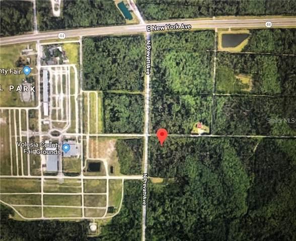N Prevatt, Deland, FL 32724 (MLS #V4917340) :: Team Buky