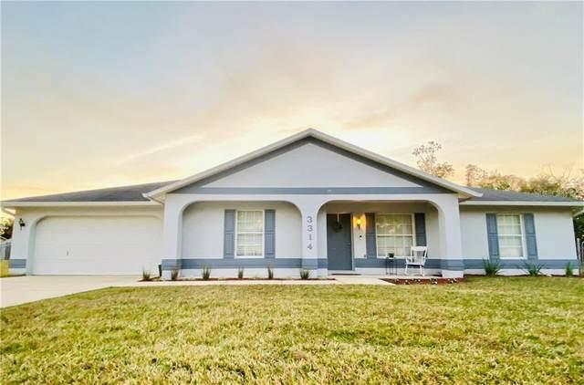 3314 Pine Tree Drive, Edgewater, FL 32141 (MLS #V4917507) :: Keller Williams Realty Peace River Partners