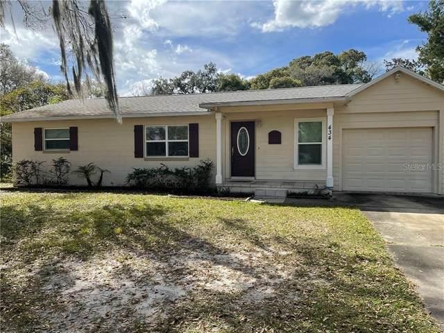 434 N Virginia Avenue, Deland, FL 32724 (MLS #V4917685) :: Gate Arty & the Group - Keller Williams Realty Smart