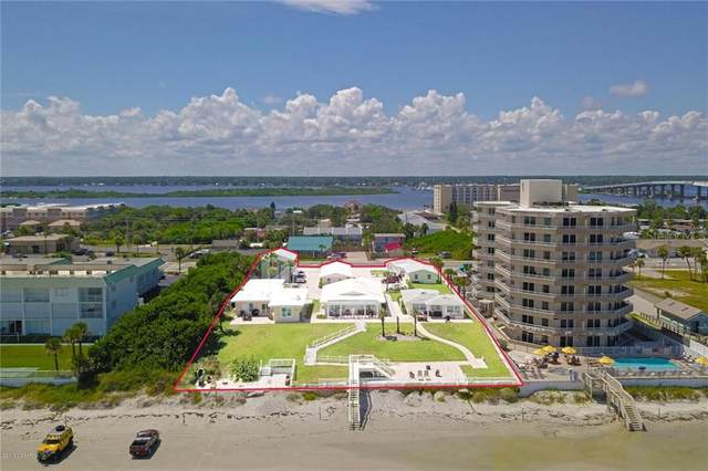 3631 S Atlantic Avenue, Daytona Beach Shores, FL 32118 (MLS #V4917801) :: Delgado Home Team at Keller Williams
